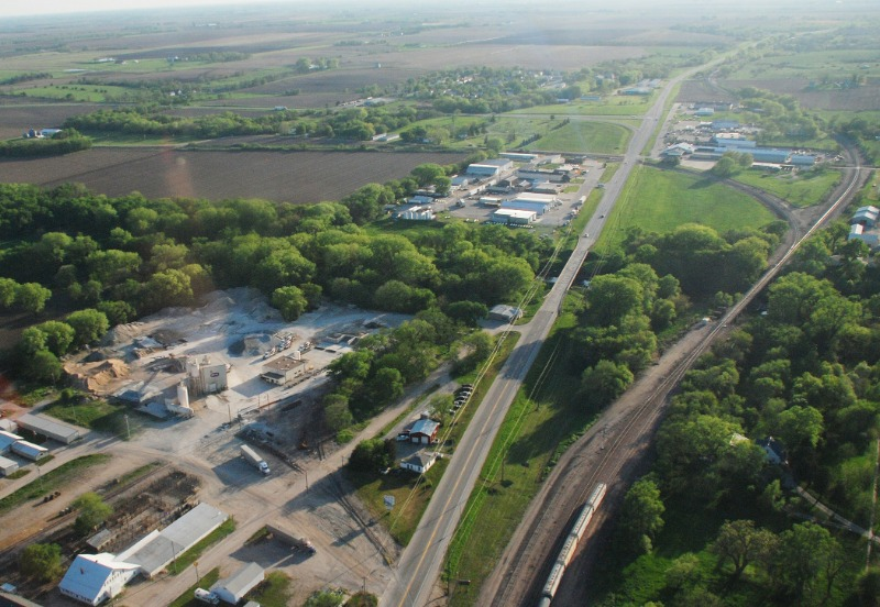 City Of Crete Nebraska Flood Area Mapping Proposal Approved